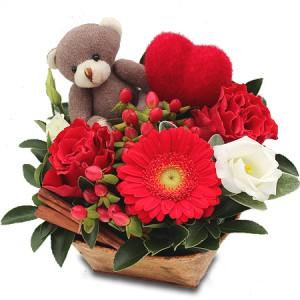 Saint Valentin: : composition Madrigal