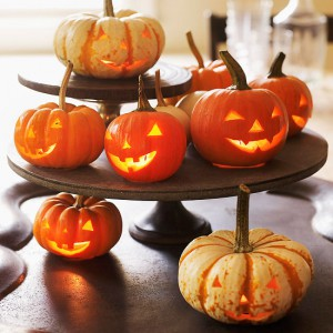 composition de table halloween