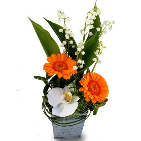 Muguet du 1er mai histoire de la fleur porte bonheur le for Bouquet de fleurs muguet
