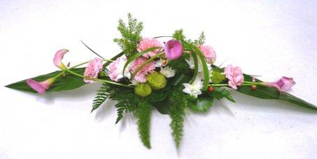 bouquet de fleurs: bouquet parallèle