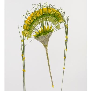bouquet de fleurs: bouquet structure
