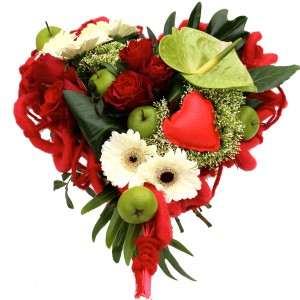 "bouquet Saint Valentin: bouquet ""Eden"""