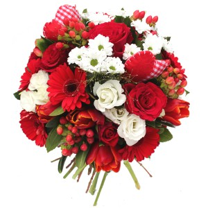 "bouquet saint valentin: bouquet ""Mutine"""