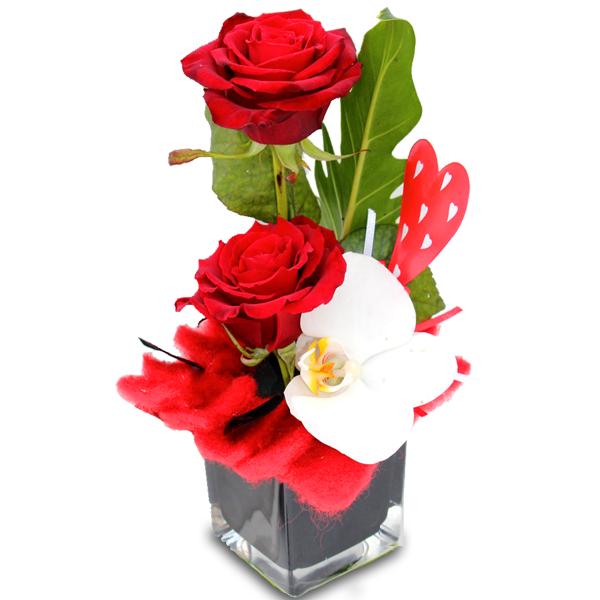 Bouquet saint valentin tendances et nouveaut s 2015 le blog fleursinfo - Saint valentin fleurs ...