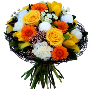 fleurs de p ques livraison fleurs bouquets de p ques floraclic. Black Bedroom Furniture Sets. Home Design Ideas