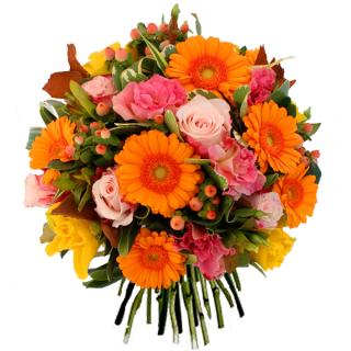 livraison de fleurs: fleurs remerciements