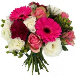 Livraison fleurs faire livrer des fleurs floraclic for Fleurs livraison demain