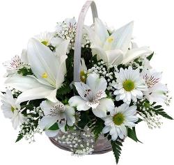 Fleurs Mariage « Panière Espiègle »