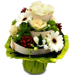 Bouquet de fleurs pour un anniversaire for Bouquet de fleurs pour un homme