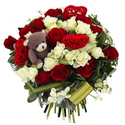 Fleurs Saint Valentin « Saint Valentin