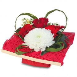 Livraison fleurs faire livrer des fleurs floraclic for Livrer une rose
