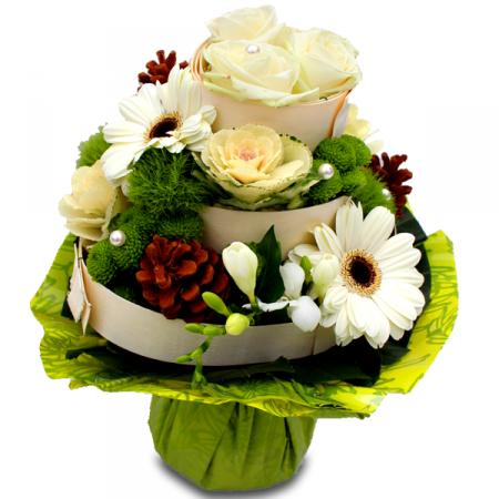 Image Bouquet De Fleurs Anniversaire