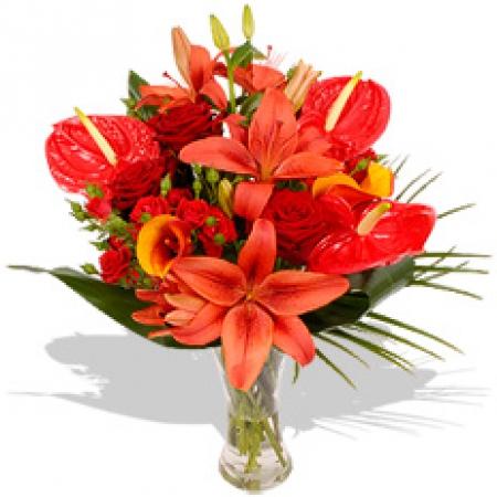 Livraison fleurs exotiques bouquet honolulu floraclic for Livraison fleurs exotiques