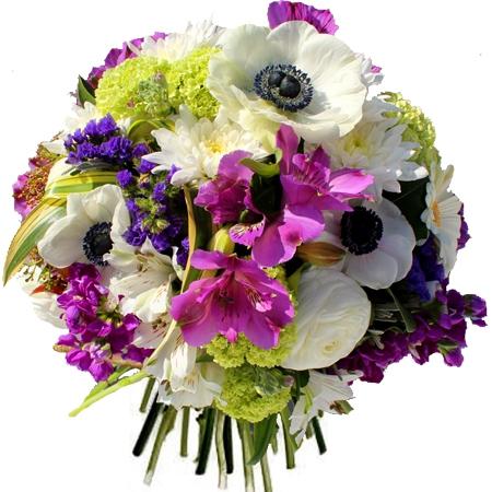 livraison fleurs du bouquet de fleurs libellue par floralic. Black Bedroom Furniture Sets. Home Design Ideas