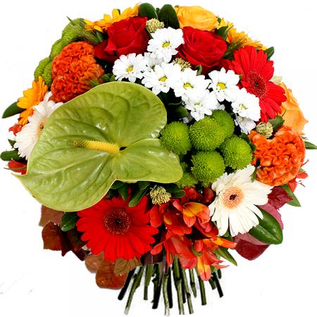 Livraison fleurs bouquet de fleurs f te des m res cachemire for Livraison bouquet de fleurs kenitra