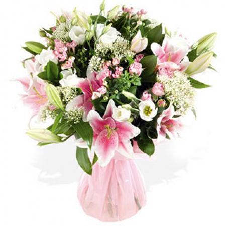 livraison fleurs bouquet de fleurs mariage noblesse floraclic. Black Bedroom Furniture Sets. Home Design Ideas