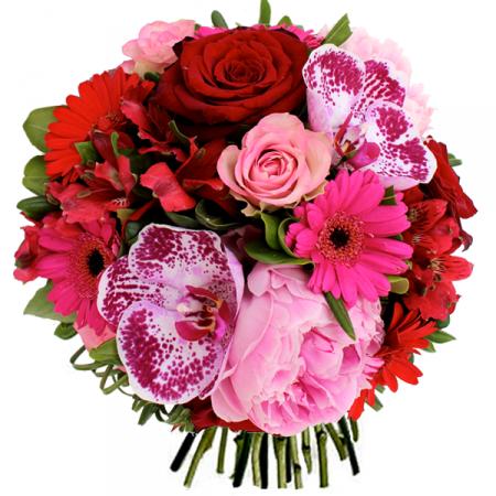 Livraison fleurs bouquet de fleurs anniversaire irr sistible - Fete des meres fleurs ...