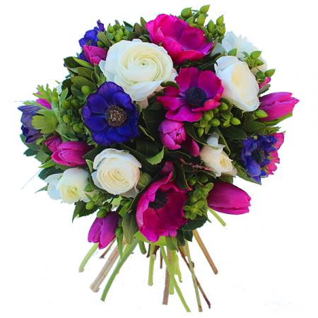 livraison fleurs bouquet de fleurs myrtille floraclic. Black Bedroom Furniture Sets. Home Design Ideas
