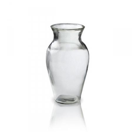 livraison fleurs vase en verre pour bouquet de roses floraclic. Black Bedroom Furniture Sets. Home Design Ideas